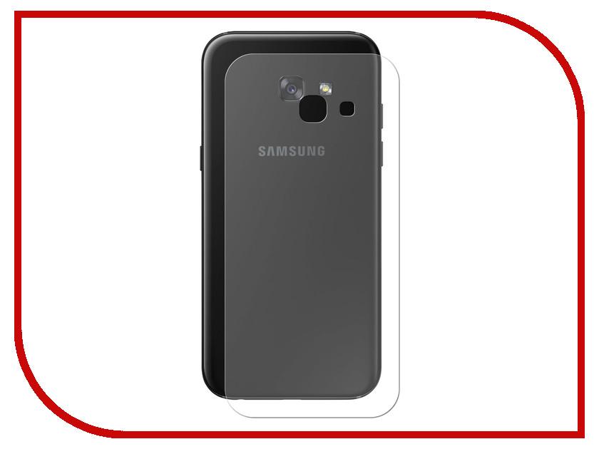 Аксессуар Защитное стекло Samsung Galaxy A5 2017 5.2 Red Line Tempered Glass задняя часть аксессуар защитное стекло xiaomi redmi note 4x red line tempered glass
