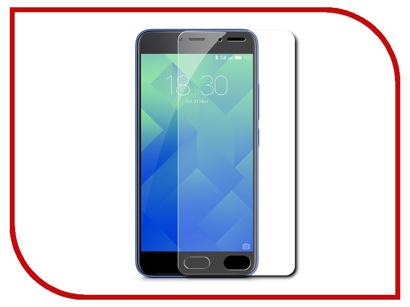 Аксессуар Защитное стекло для Meizu M5 5.2 Red Line Tempered Glass УТ000010548 защитное стекло red line для meizu m5 note black ут000012258