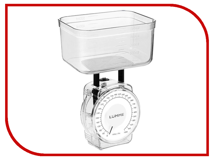 Весы Lumme LU-1301