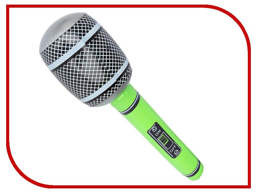 Игра Onlitop Микрофон 679515 коньки onlitop 223f 37 40 blue 806164