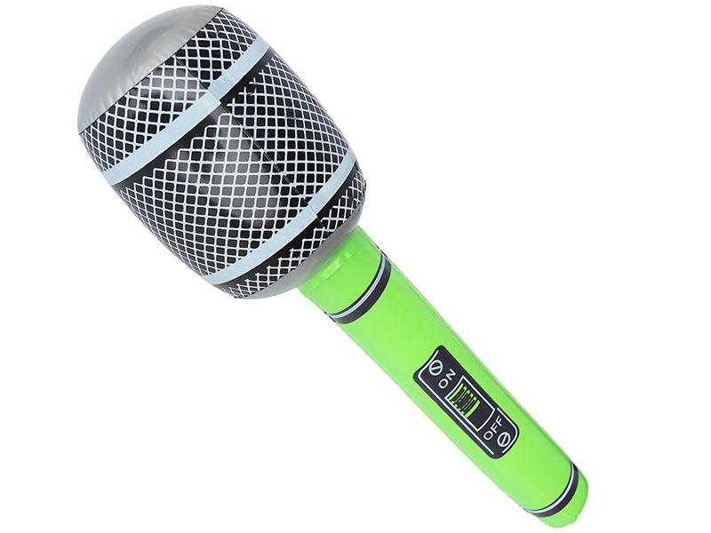 Надувная игрушка Onlitop Микрофон 679515