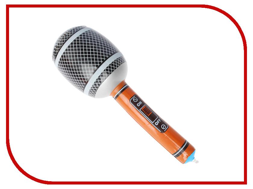 Игра Onlitop Микрофон 129956 коньки onlitop abec 5 31 34 brown 869407