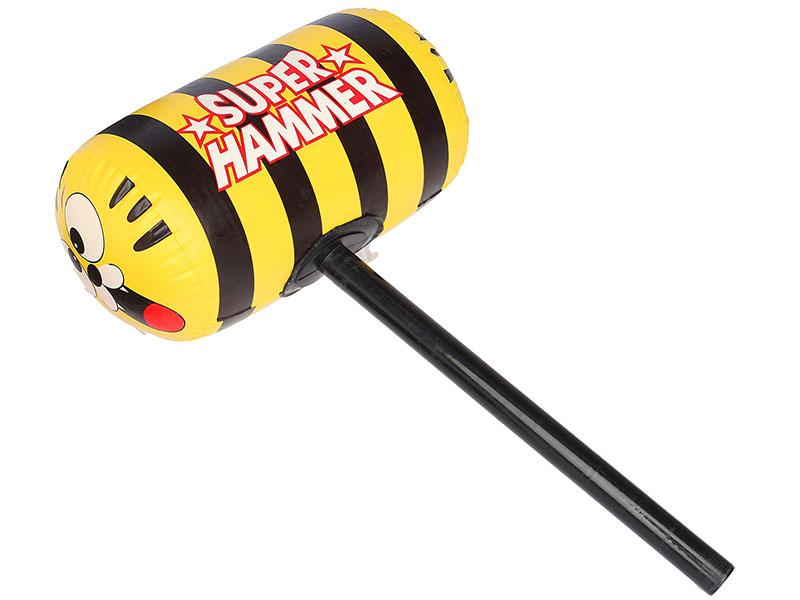Надувная игрушка Onlitop Молот Пчелка 129990