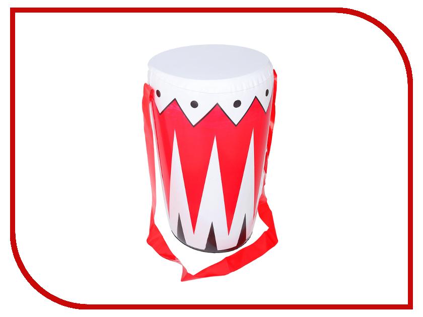Надувная игрушка Onlitop Барабан 679155 коньки onlitop 39 42 black 869343 защита