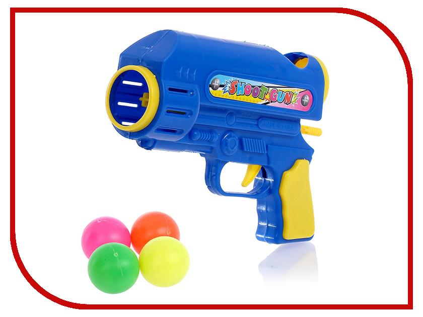 Игрушка Пистолет СИМА-ЛЕНД Шот 435550 кухонный набор сима ленд шеф повар хрюша 3505364