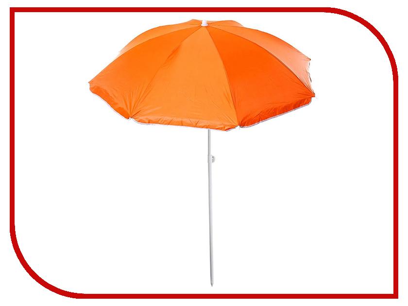 Пляжный зонт СИМА-ЛЕНД Классика с серебряным покрытием 119123