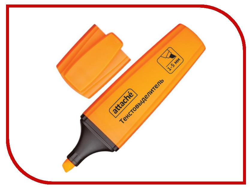 Маркер Attache Palette 1-5mm Orange 426887 1000pcs 5mm infrared receiver diode ir led 940nm