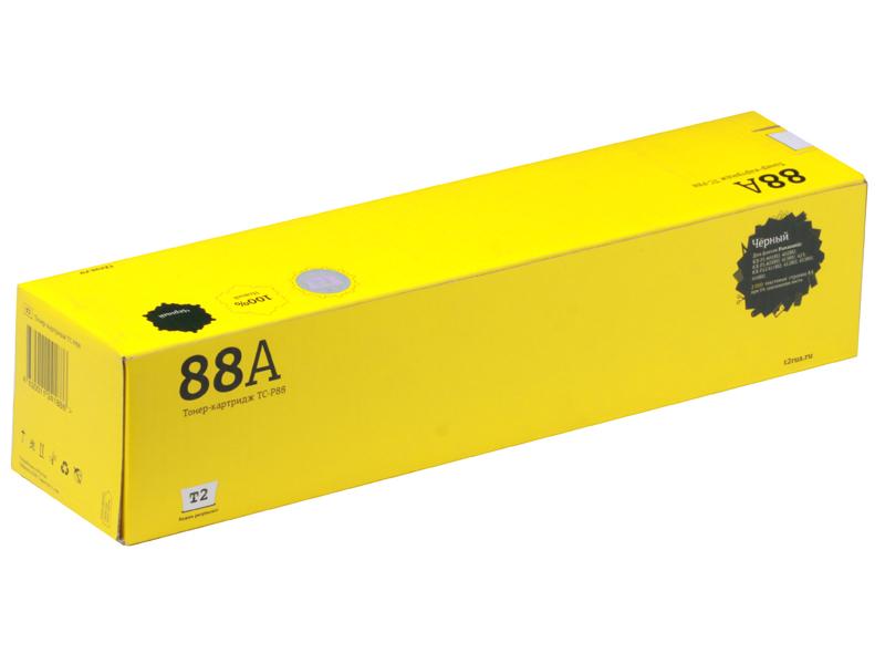 Картридж T2 TC-P88 для Panasonic KX-FL401RU/402RU/403RU/413RU/423RU/FLC411RU/412RU/413RU