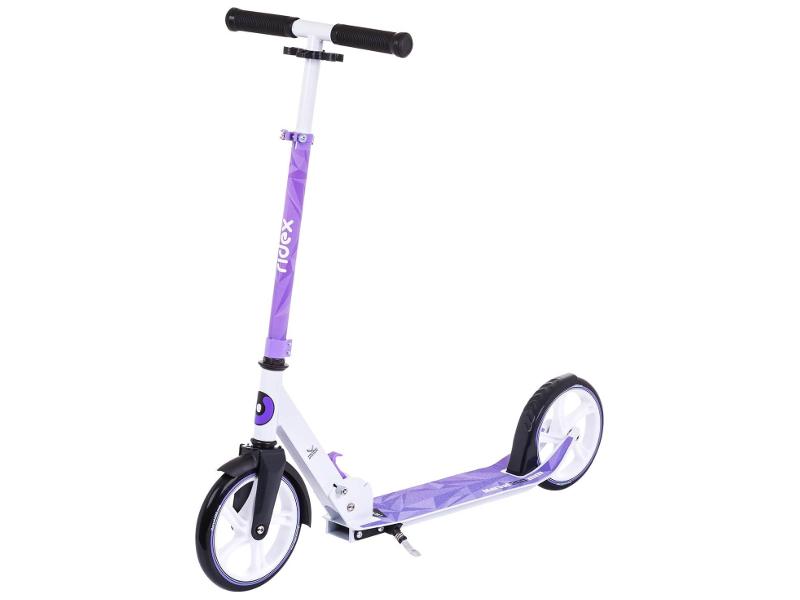 Самокат Ridex Marvel Violet-White цена