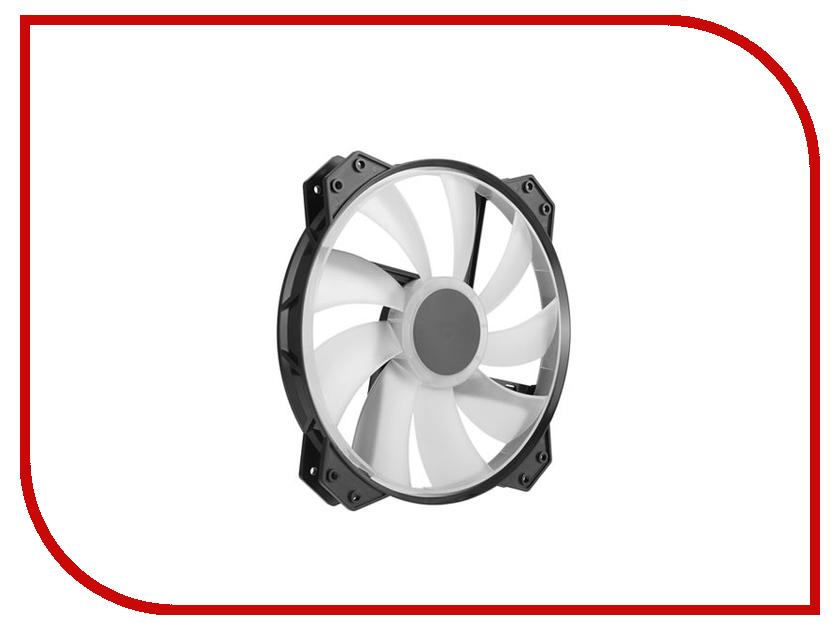 Вентилятор Cooler Master MasterFan MF200R RGB вентилятор cooler master sickleflow 120 red led r4 l2r 20ar r1