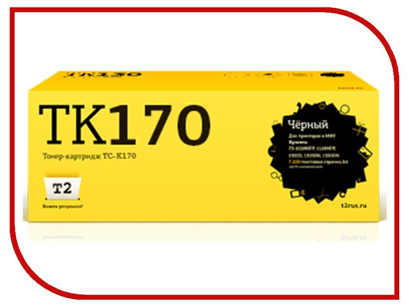 Картридж T2 TC-K170 для Kyocera FS-1320D/1320DN/1370DN/ECOSYS P2135d/P2135dn картридж t2 tc k170 для kyocera fs 1320d 1320dn 1370dn ecosys p2135d p2135dn