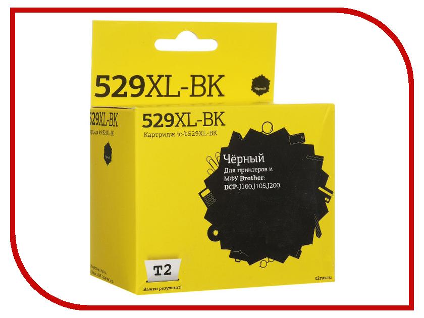 Картридж T2 IC-B529XL-BK для Brother DCP-J100/J105/J200