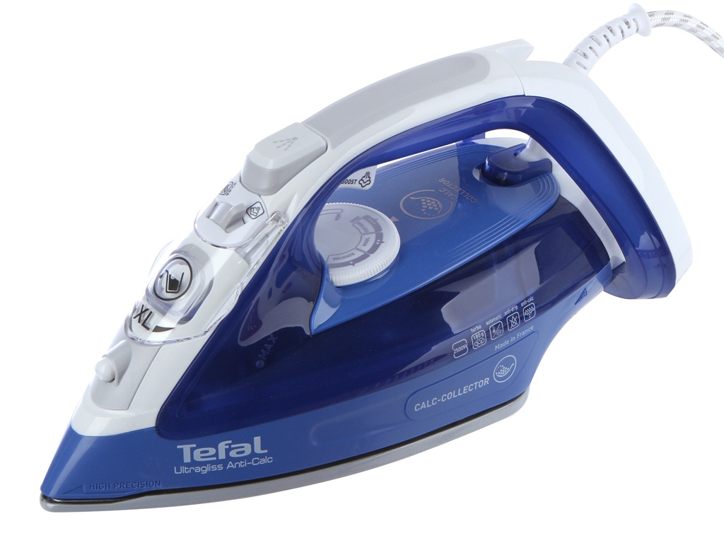 лучшая цена Утюг Tefal FV4964 Ultragliss Anti-calc