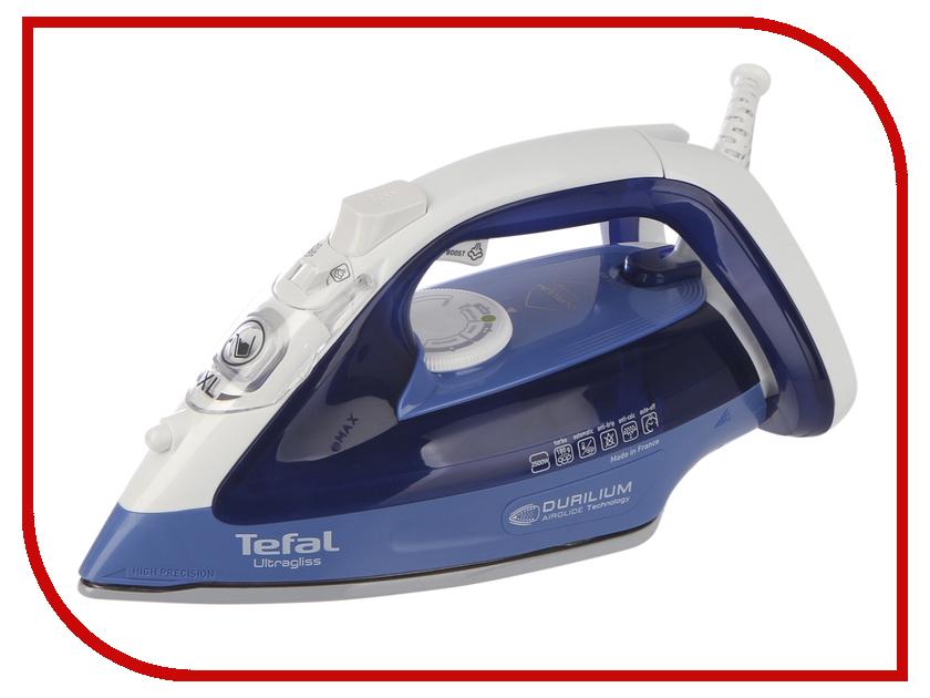 Утюг Tefal FV4952 утюг tefal turbo pro fv5630e0