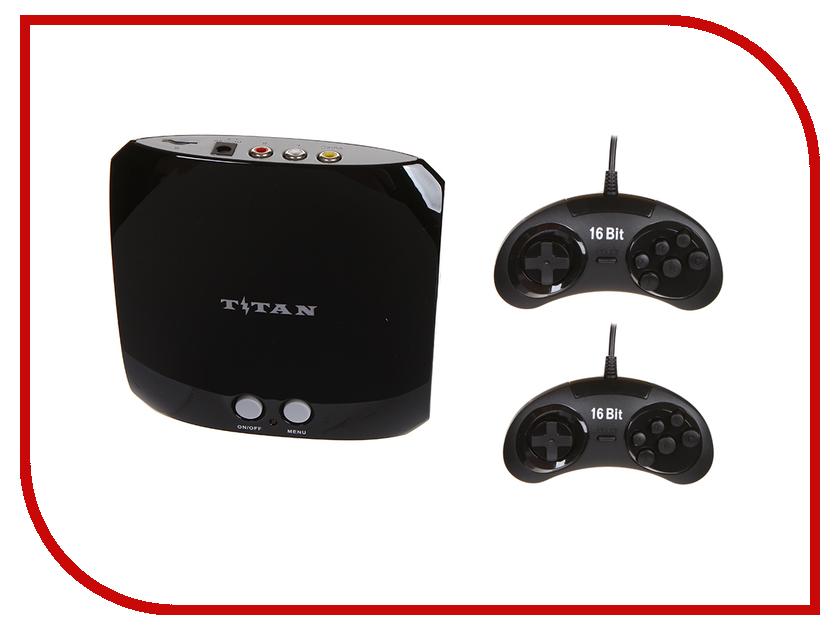 Игровая приставка SEGA Magistr Titan Black + 500 игр игровая приставка sega magistr drive 2 lit 65 игр