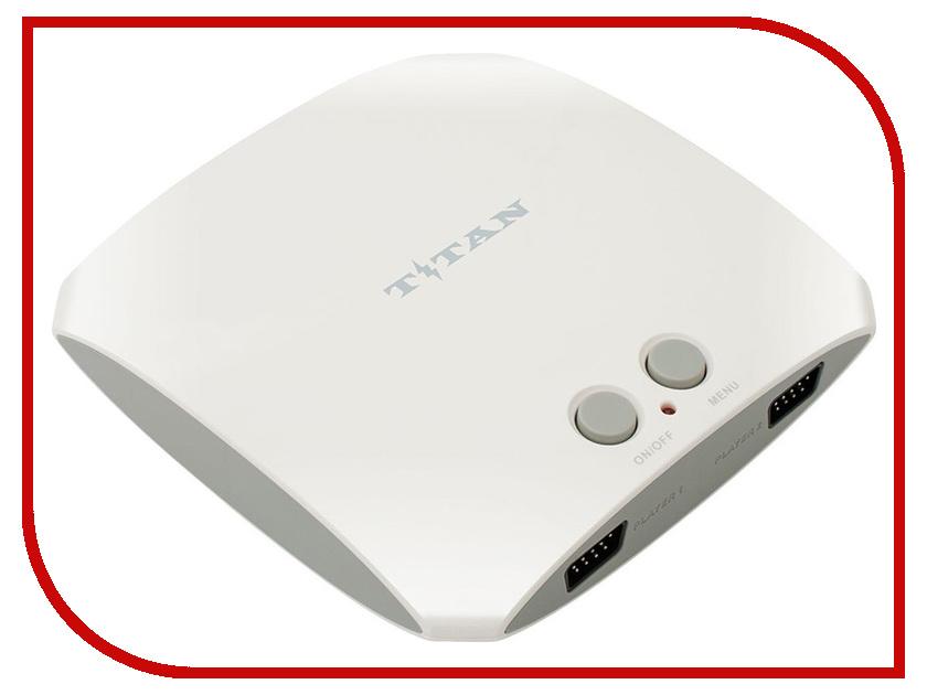 Игровая приставка SEGA Magistr Titan 3 White + 500 игр игровая приставка sega magistr drive 2 lit 65 игр