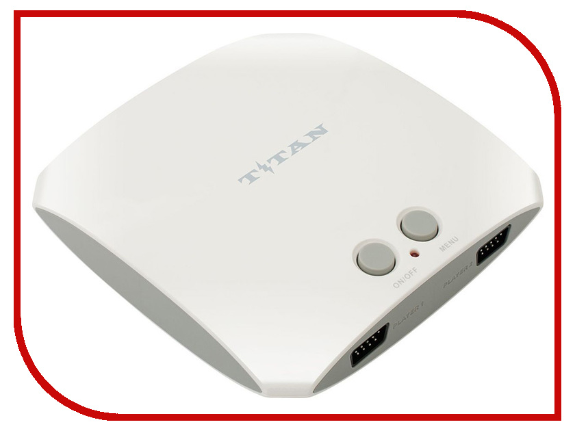 Игровая приставка SEGA Magistr Titan 3 White + 500 игр цена и фото