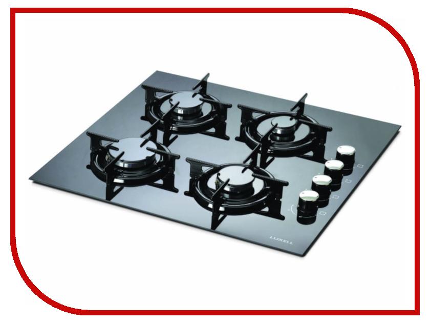 Варочная панель LUXELL LX-40TAHDF Black