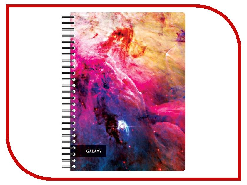 Бизнес-тетрадь Attache Selection Space Galaxy A4 120 листов White 487289