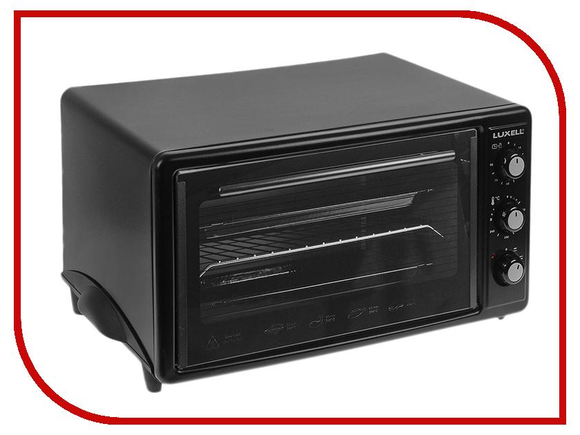 Мини печь LUXELL LX-13520 Black электропечь luxell lx 3520