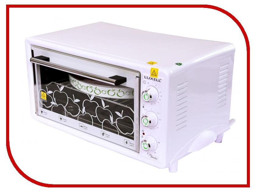 Мини печь LUXELL LX-3585 White