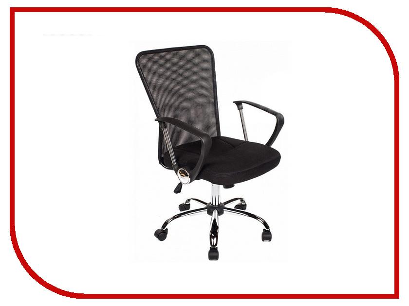 Компьютерное кресло WoodvilleLuxe Black-Chrome 1485