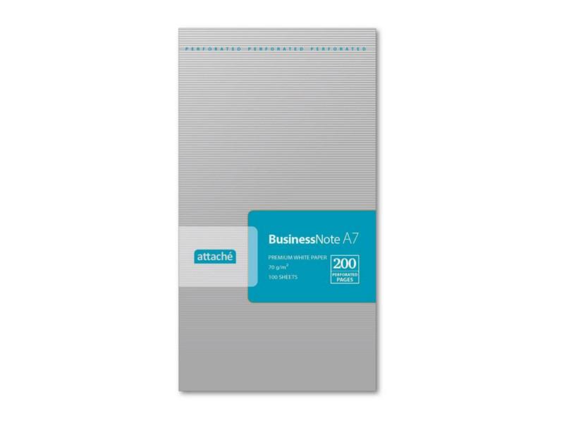 Блокнот Attache A7 100 листов 212944