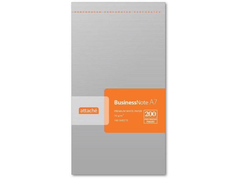 Блокнот Attache A7 100 листов 212945