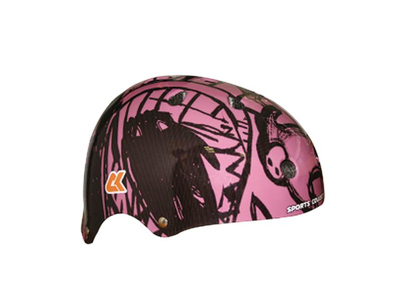 Шлем Спортивная Коллекция Artistic Cross M Pink цена