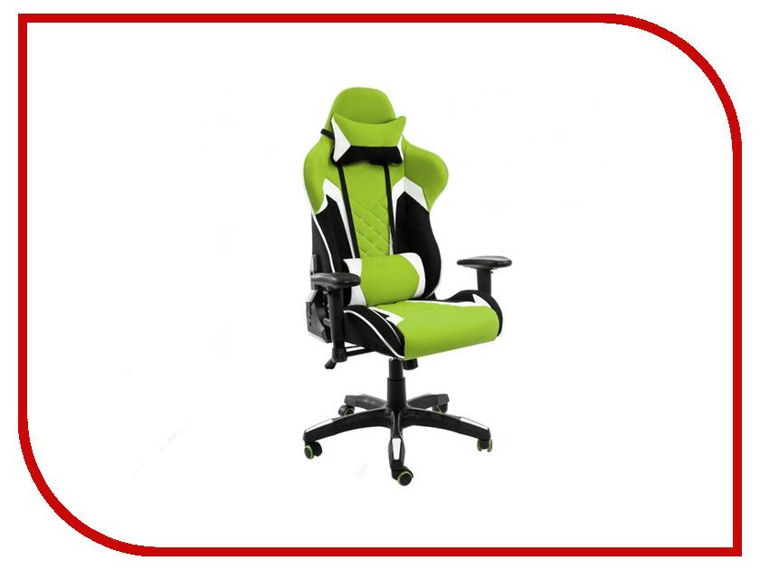 Компьютерное кресло Woodville Prime Black-Green 1858