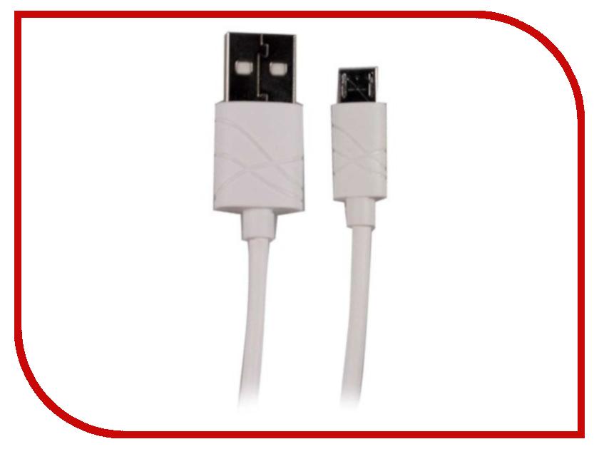 Фото Аксессуар USAMS U-Gee Series US-SJ039 USB - MicroUSB White