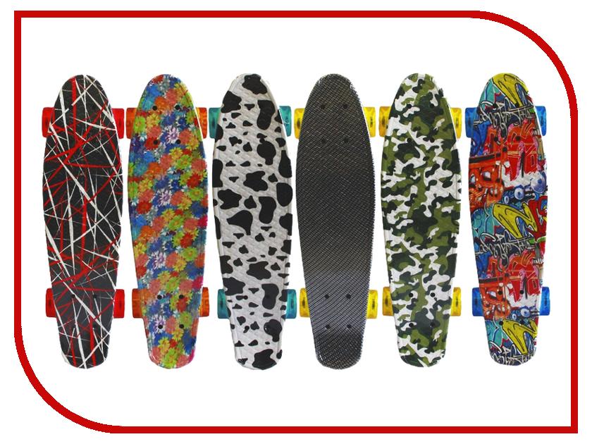 Скейт Explore Continental mix