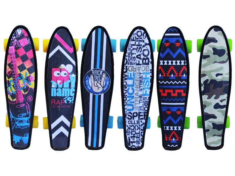 купить Скейт Explore Glas mix по цене 994 рублей