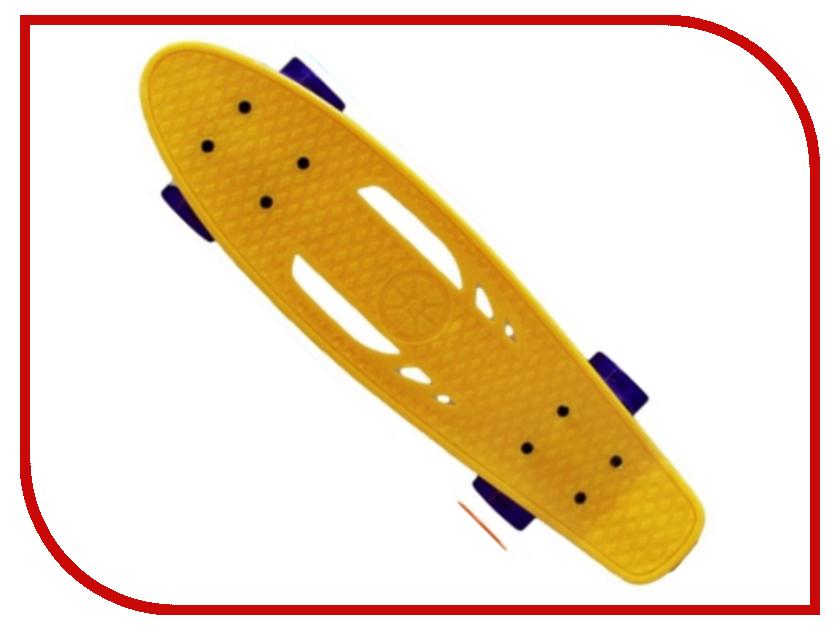 Скейт Explore Legacy Yellow