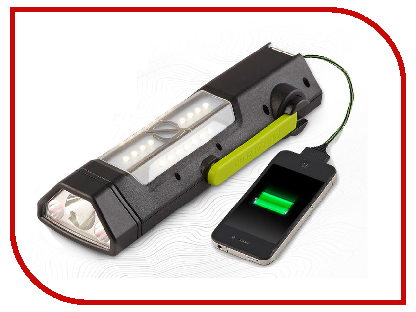 Фонарь Goal Zero Torch 250 mini led flashlight pocket clip torch portable light camping rechargeable torchlight bicycle cycling torch waterproof
