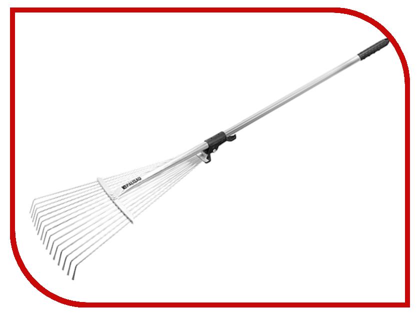 Фото Садовый инструмент Грабли веерные Palisad 61756