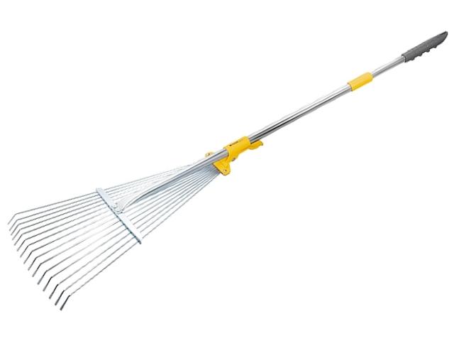 Садовый инструмент Грабли веерные Palisad 61787 садовый инструмент грабли веерные palisad luxe 430x1550mm 617885