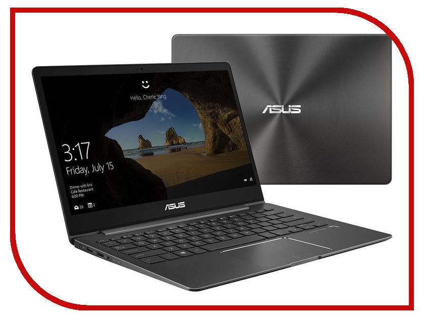 Ноутбук ASUS Zenbook UX331UA-EG064T 90NB0GZ2-M02300 (Intel Core i5-8250U 1.6 GHz/8192Mb/128Gb SSD/No ODD/Intel HD Graphics/Wi-Fi/Bluetooth/Cam/13.3/1920x1080/Windows 10 64-bit)