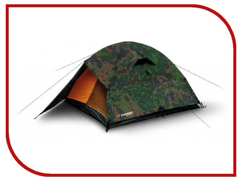 Палатка Trimm Ohio Camouflage 45566 палатка trimm adventure alfa d