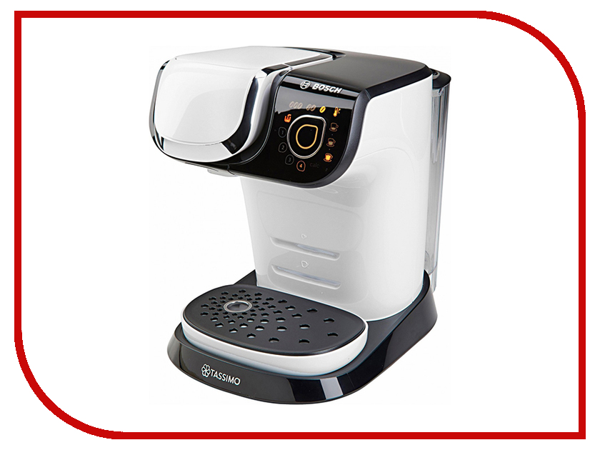 Кофемашина Bosch TAS 6004 My Way White bosch hbg634bw1 white