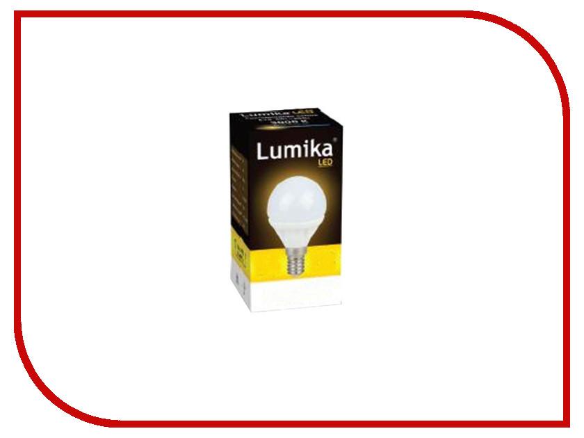 Лампочка Lumika Sphere Globe E14G 3000K 6W