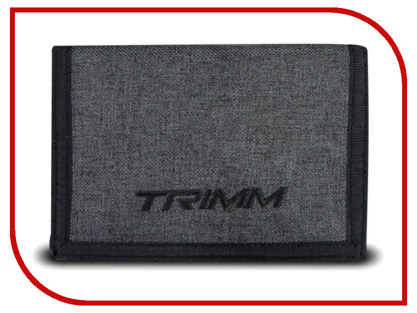 Trimm Money Black 50853