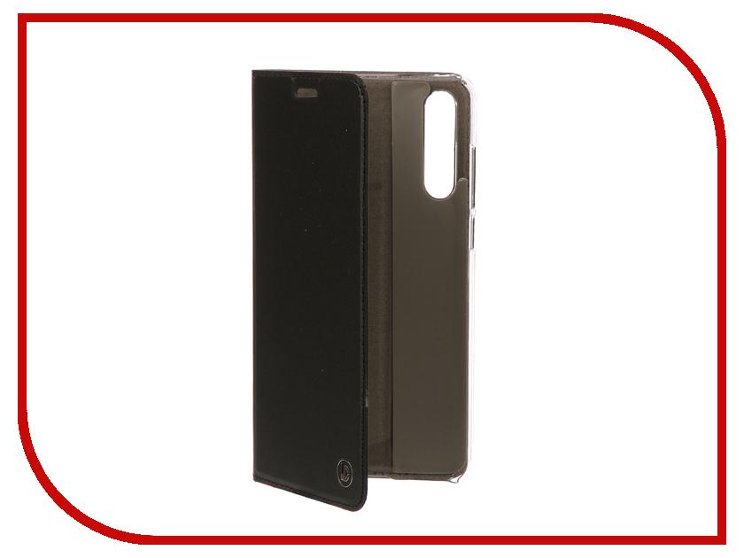 Аксессуар Чехол-книжка для Huawei P20 Pro DYP Casual Wallet Black DYPCR00064