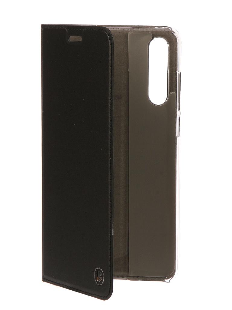 Аксессуар Чехол-книжка DYP для Huawei P20 Pro Casual Wallet Black DYPCR00064