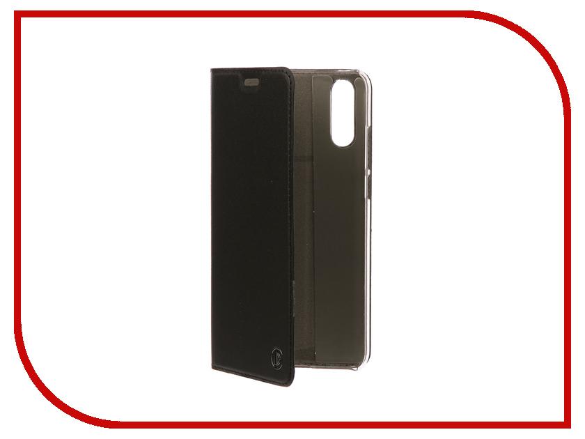 Аксессуар Чехол-книжка для Huawei P20 DYP Casual Wallet Black DYPCR00065