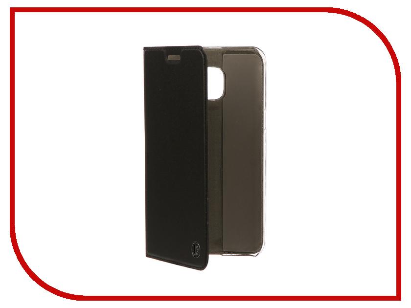 Аксессуар Чехол-книжка Samsung Galaxy J2 2018 DYP Casual Wallet Black DYPCR00030 bas сагра крепление э 00030
