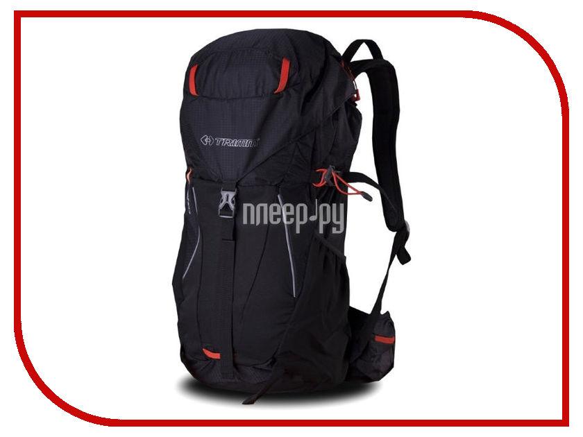 Рюкзак Trimm Courier 35L Black 50683 рюкзак trimm leman 45l black