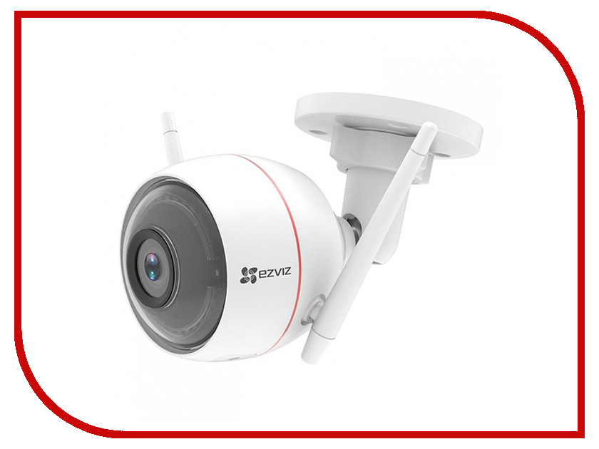 IP камера HikVision Ezviz Husky Air 1080p CS-CV310-A0-1B2WFR 2.8mm hikvision international version ds 2cd2e20f instock 2mp 1080p cctv embedded ip camera mini support ezviz poe sd card onvif