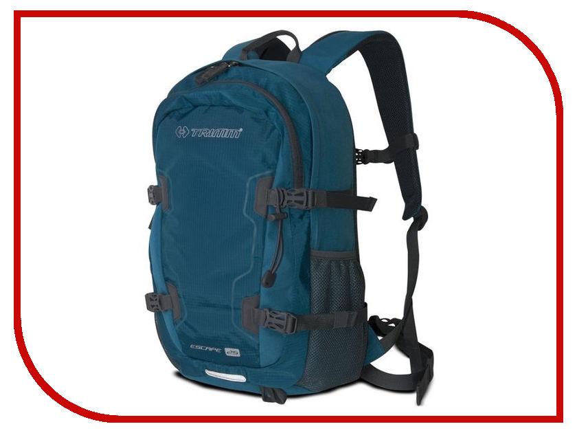 Рюкзак Trimm Escape 25L Blue 51012 рюкзак trimm leman 45l black