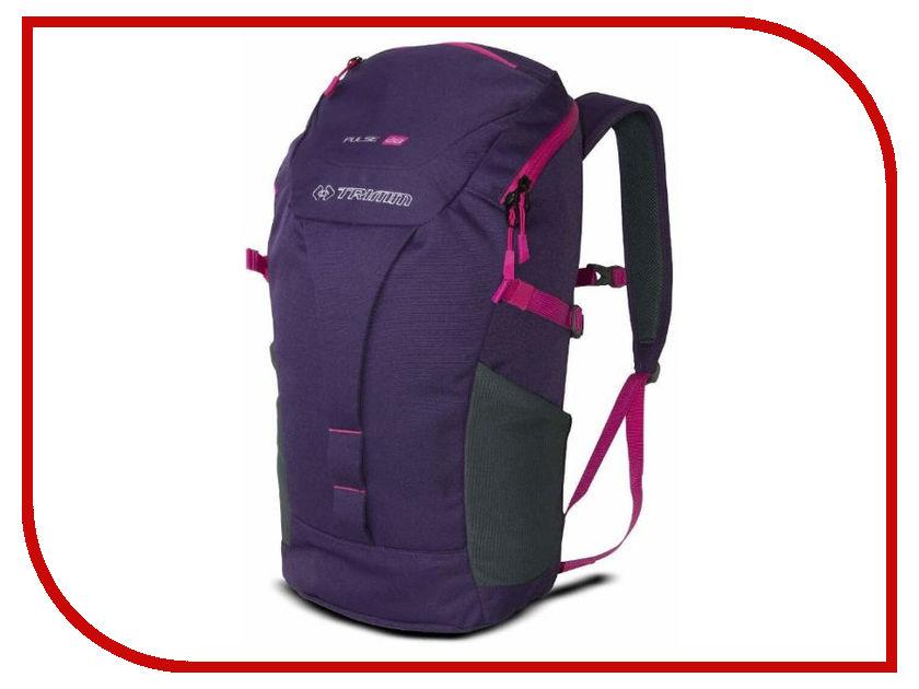 Рюкзак Trimm Pulse 20L Purple 51013 рюкзак trimm leman 45l black